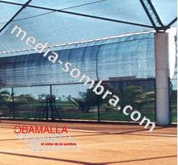 La malla sombra es ideal para reforzar cualquier estructura para que este protegida contra el sol